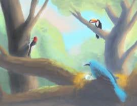 #6 for illustrations for Children's book  (sample page) af Freemanshorizon