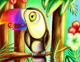 #10 for illustrations for Children's book  (sample page) af daniel13ur