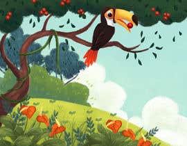 #13 for illustrations for Children's book  (sample page) af kc013