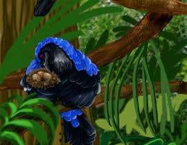 #22 for illustrations for Children's book  (sample page) af casillabril