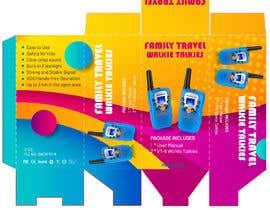 #22 untuk Package for  walkie talkies oleh vivekdaneapen
