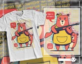 #24 for T-shirt Design.... Funky, Minimal, Cartoon, Funny, Ironic af adingph