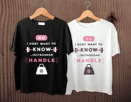 #46 for T-shirt Design.... Funky, Minimal, Cartoon, Funny, Ironic af NiloyyMahmudd