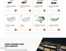 nº 13 pour opencart theme design par zaxsol