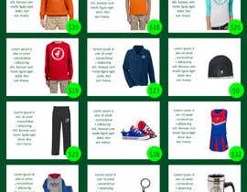 #5 cho Build one page catalog bởi onlychoosebest