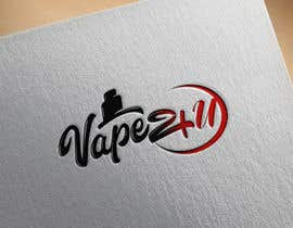 #51 cho I would like a logo created for a vape online store where I will sell vape cigarettes and liquids.  The shop name is Vapez4u so would like something to go with it.  I don't mind a nice edgy design and I am open to colour schemes and designs. bởi motiondiscover