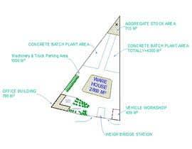 #46 для Industrial Yard Floor Plan and Layout от burakkopan