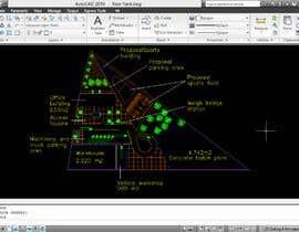 #45 для Industrial Yard Floor Plan and Layout от visibilizar