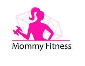 #57 для Design a Logo - Mommy Fitness от darkavdark