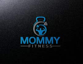 #52 для Design a Logo - Mommy Fitness от aktaramena557