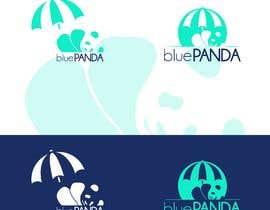 #102 для Design a logo for Blue Panda от eliartdesigns