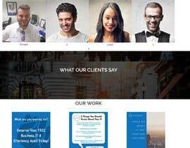 #17 для Wordpress Theme for new Website от emuict