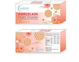 #12 для Packaging design for skin care drink от eling88