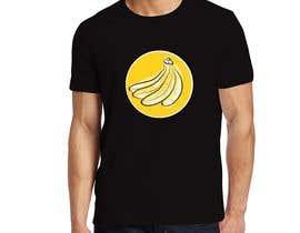 #75 for Realistic banana design to print on tee-shirts by kasupedirisinghe