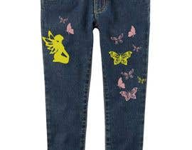#4 для Graphic Young Girl Kids Flowers/Butterflies/Heart... Five Color max от sanleodesigns