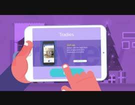 #13 untuk Build a promotion video for Tradies App oleh lesolili