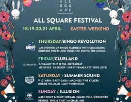#7 for Festival Poster by lidiathimjo