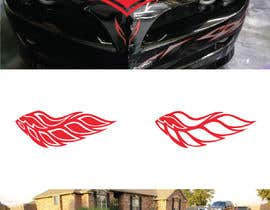 #18 для Car Graphic Design Adjustment Needed от bizcope