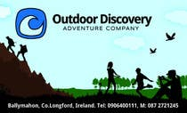 Graphic Design Contest Entry #18 for Business Card Design for Outdoor Discovery Adventure Company