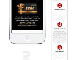 #46 for Design 2 landing pages and help integrate the design into our current landing page af saidesigner87