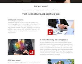 #52 for Design 2 landing pages and help integrate the design into our current landing page af SwiftTech3