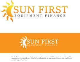 #153 untuk Sun First Equipment Finance LOGO oleh ushi123