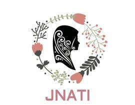 #2 для Brand Name:  Jnati Brand URL:  www.jnati.com Meaning of brand name: My Heaven Brand Description: It is a female brand that sells Muslims Women Prayer Clothes. I want a creative logo that has the combination of the attached two logos. от imaginemeh