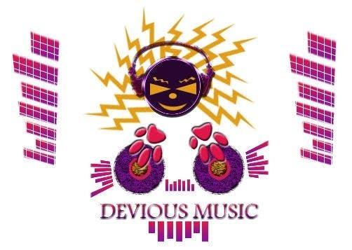 Penyertaan Peraduan #55 untuk Logo Design for Dance Music DJ Logo
