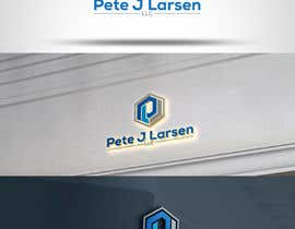 #209 for I would like a logo to be made for my Business/brand Pete J Larsen LLC by eddesignswork