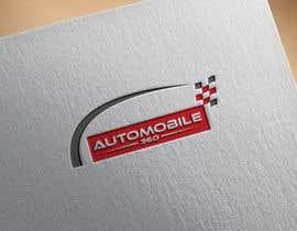 #67 для I need a logo designed for my new company named Automobile 360. The colors I prefer are blue, black and white. от shahadatmizi