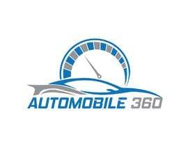 #72 для I need a logo designed for my new company named Automobile 360. The colors I prefer are blue, black and white. от aktaramena557