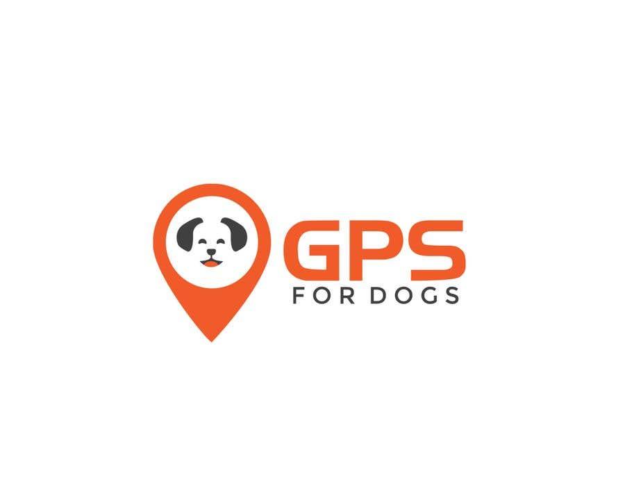 """Penyertaan Peraduan #6 untuk Logo for """"GPS For Dogs"""""""