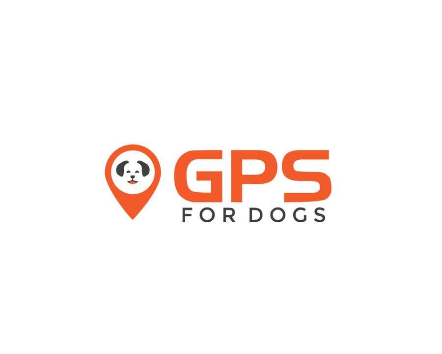 """Penyertaan Peraduan #9 untuk Logo for """"GPS For Dogs"""""""