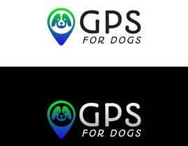 "#36 untuk Logo for ""GPS For Dogs"" oleh inspireastronomy"