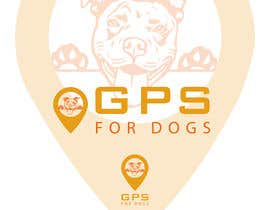 "#45 untuk Logo for ""GPS For Dogs"" oleh faouzibouyattar"