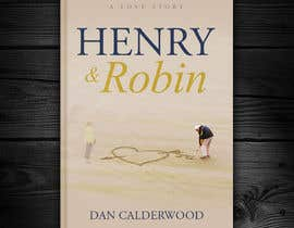 #28 for Book Cover (+ spine + back cover) -- Henry & Robin: A Love Affair by redAphrodisiac