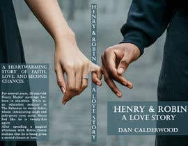 #45 for Book Cover (+ spine + back cover) -- Henry & Robin: A Love Affair by sarasubotic