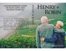 #21 for Book Cover (+ spine + back cover) -- Henry & Robin: A Love Affair by ichddesigns