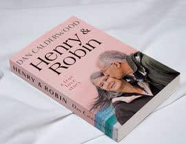 #29 for Book Cover (+ spine + back cover) -- Henry & Robin: A Love Affair by ichddesigns