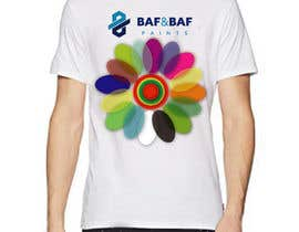 #5 для Design a Tshirt for Promotional Use by a Paints Manufacturing Company от tusar555
