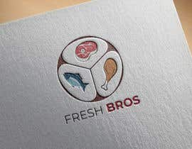 #337 for Fresh Bros - Create Logo and Identity. by Ambition454