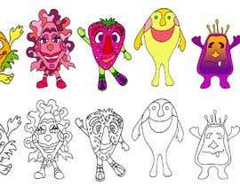 #55 for Children's Characters af angelicarosalin