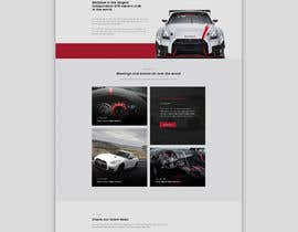 #15 for Re-design site homepage by Batto14