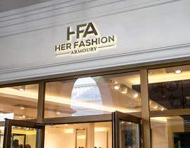 #19 for 'Her Fashion Armoury' or the Acronym 'HFA' in a logo. No bright colours. Classic design. Will be for an online female clothing rental business by rifatsikder333