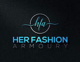 #43 for 'Her Fashion Armoury' or the Acronym 'HFA' in a logo. No bright colours. Classic design. Will be for an online female clothing rental business by mdashikurrahman5