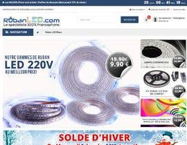 #40 для 4 Products Banners for our French Led strip ecommerce website от SJADDesigns