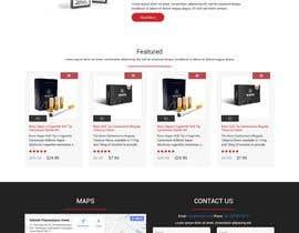 Nro 9 kilpailuun Full home page design käyttäjältä imamgodzali