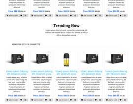 Nro 17 kilpailuun Full home page design käyttäjältä Shaonkabir