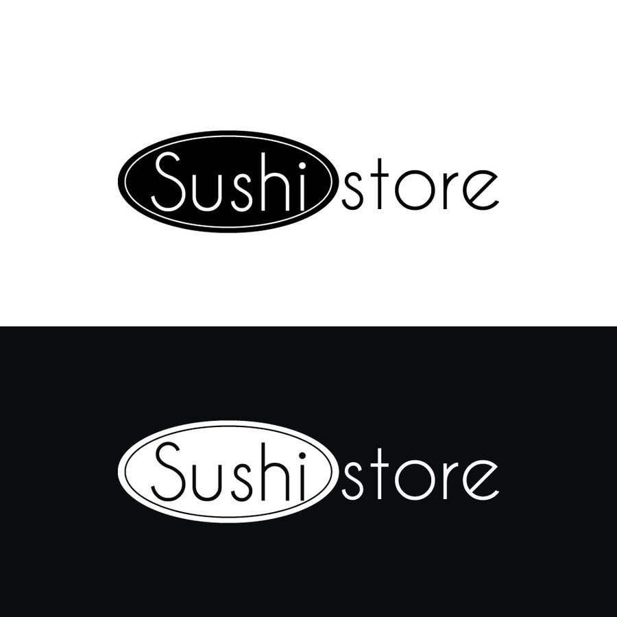 Konkurrenceindlæg #19 for Design a eCommerce logo for a Sushi store!