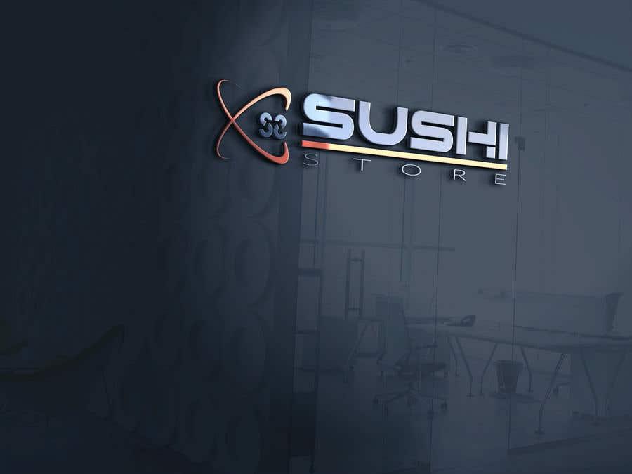 Konkurrenceindlæg #28 for Design a eCommerce logo for a Sushi store!